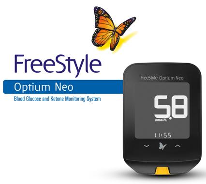 Freestyle Optium Neo Meter Kit Ms 71364 80 At Mediray