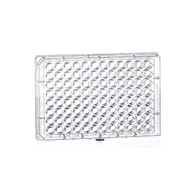 96 Well Microplate With Cell Repellent Surface Lid Condensation Rings SINGLE PACKED